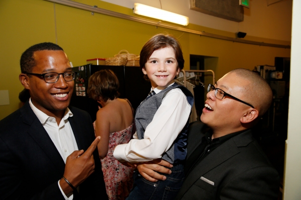Branden Jacobs-Jenkins, Alexander James Rodriguez and Eric Ting