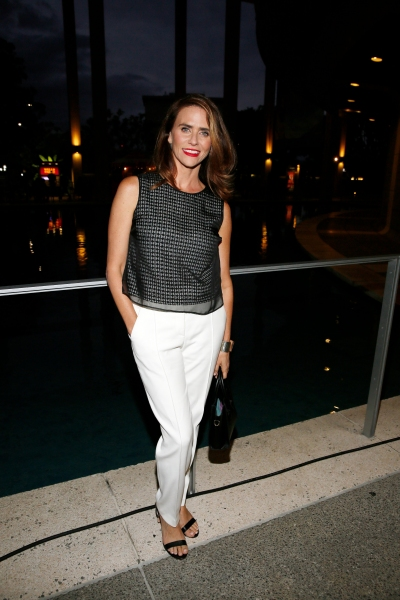Actress Amy Landecker