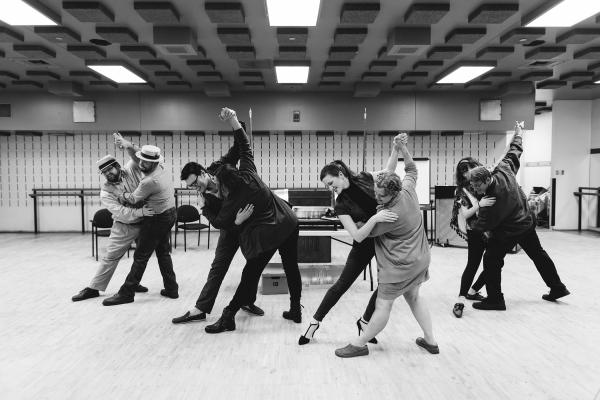 Christopher Scott as Edwin McFarlan, Anthony Clark-Kaczmarek as David J. Guy, Noah Diaz as State Representative Lawrence Pickle-Cooper, Wyckham Avery (dog & pony dc) as Mayor Megan Soch, Melissa King as Joann Ryals, Kim Clark-Kaczmarek as Karine Oppenheim
