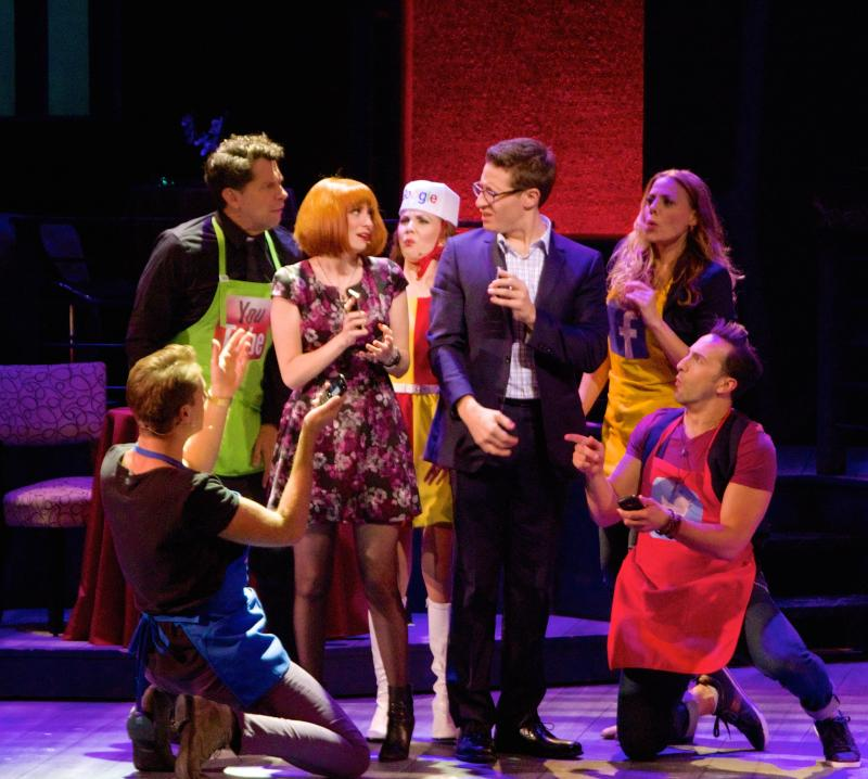 BWW Review: So Cal Premiere of FIRST DATE a Surprise Charmer at La Mirada