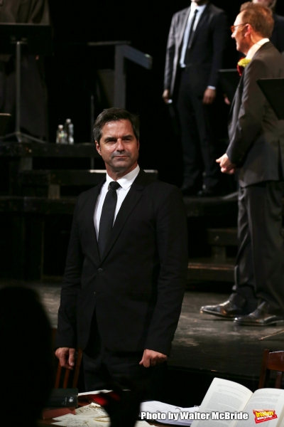 Photo Coverage: Jonathan Groff, Michael C. Hall, Sally Field & More Take Bows in GROSS INDECENCY