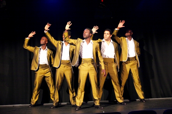 Photo Flash: First Look at West End Launch Event of MOTOWN THE MUSICAL