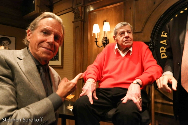 Bill Boggs & Jerry Lewis