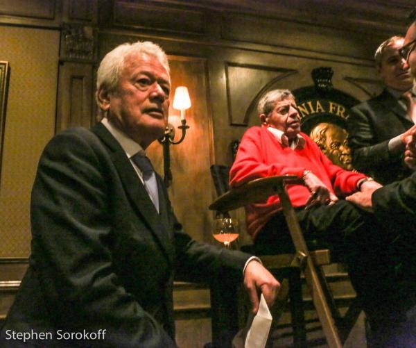 Stephen Sorokoff & Jerry Lewis