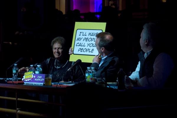 Jayne Baron Sherman, Dan Markley, Carl Levin