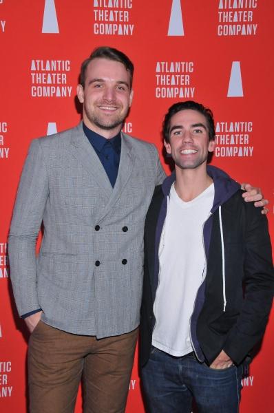 Micah Stock and Keith Nobbs Photo
