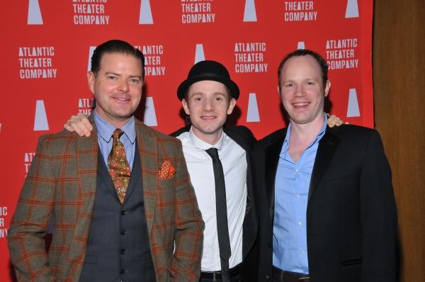 Clarke Thorell, Chris Perfetti, Sean Dugan