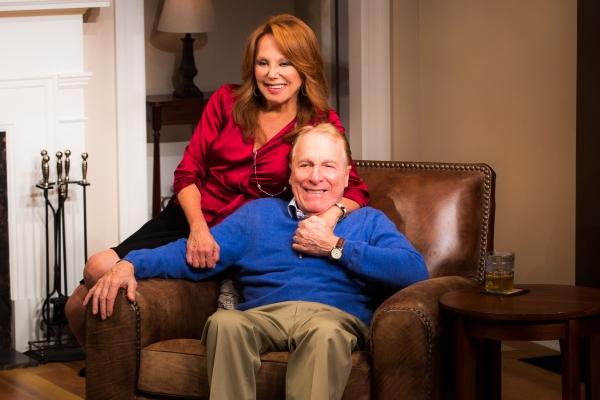 Greg Mullavey and Marlo Thomas