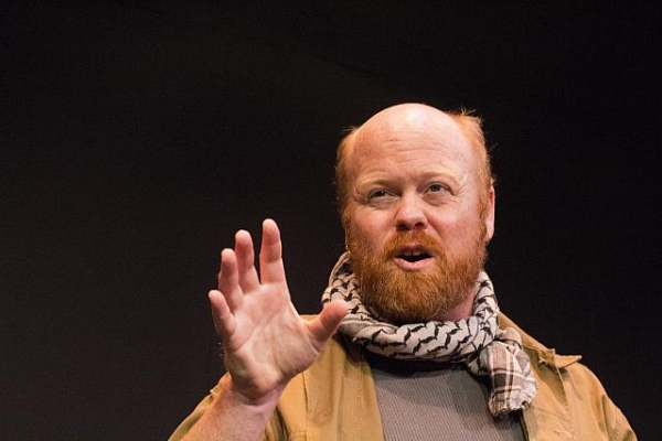 Photos: First Look at Michael F. Toomey in AN ILIAD at Shakespeare & Company