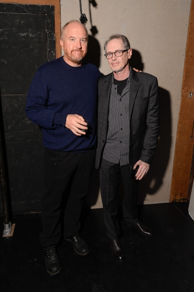 Louis C.K., Steve Buscemi Photo