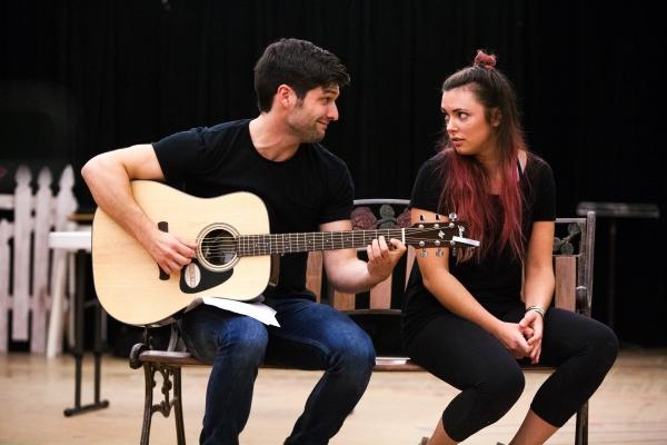 Photo Flash: In Rehearsal with Donna Migliaccio, Desi Oakley and More for Signature Theatre's GIRLSTAR World Premiere