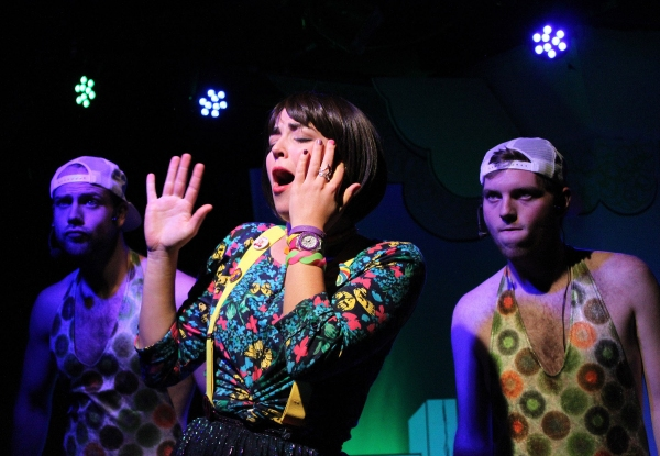 Photo Flash: First Look at Underscore Theatre's THE STORY OF A STORY (THE UNTOLD STORY)