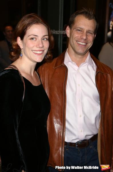 Jessie Austrian and Noah Brody