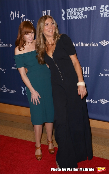 Kelly Reilly and Eve Best