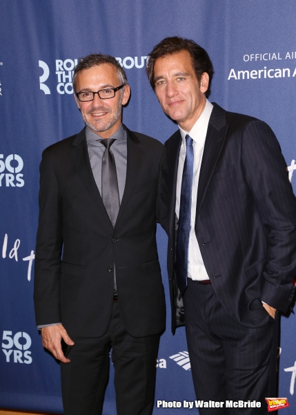 Laurent Vinay and Clive Owen
