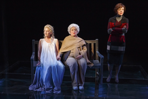 Theresa McCarthy, Mary Testa, and Rachel Bay Jones