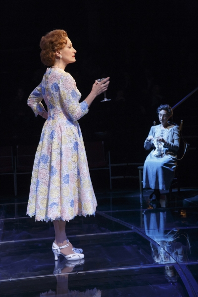 Photo Flash: First Look at Caissie Levy, Mary Testa, Rachel Bay Jones & More in LaChiusa's FIRST DAUGHTER SUITE at The Public