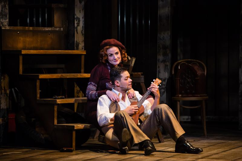 BWW Interview: Robert Hager Talks TUTS Underground's BONNIE & CLYDE