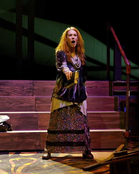 Photo Flash: Newly Released Production Shots of Immersive CARRIE THE MUSICAL