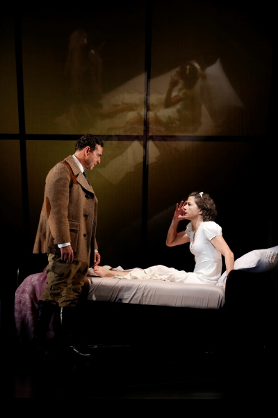 Photo Flash: First Look at BROKEN GLASS at Westport Country Playhouse