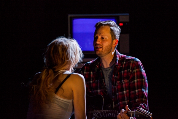 Courtney Love and Todd Almond Photo