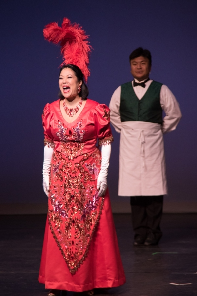 Photo Flash: National Asian Artists Project's PAST, PRESENT & FUTURE Gala Does DREAMGIRLS, THE KING AND I, LES MIS and More