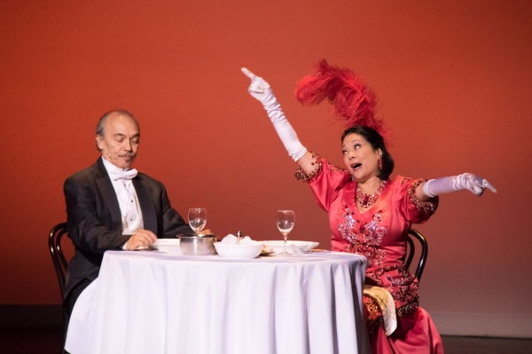 Christine Toy Johnson & Raul Aranas