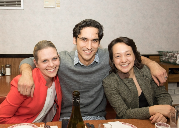 Photo Flash: Baayork Lee, Richard Jay-Alexander and More at NAAP Gala After-Party
