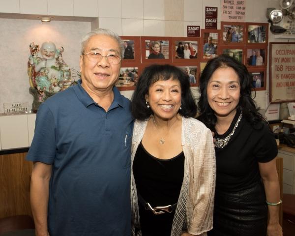 Chester Lee, Baayork Lee, Rosanna Lee
