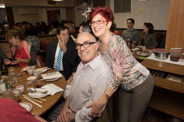 Bob Avian and Margo Sappington
