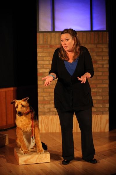 Photo Flash: First Look at Irish Theatre of Chicago's MY BRILLIANT DIVORCE