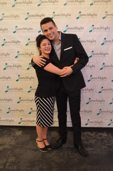 Photos: Porchlight Revists... Celebrates Opening Night of BABES IN ARMS