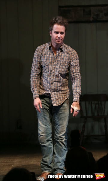 Photo Coverage: Opening Night Curtain Call for FOOL FOR LOVE