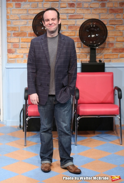 Photo Coverage: Meet the Cast of SHEAR MADNESS!