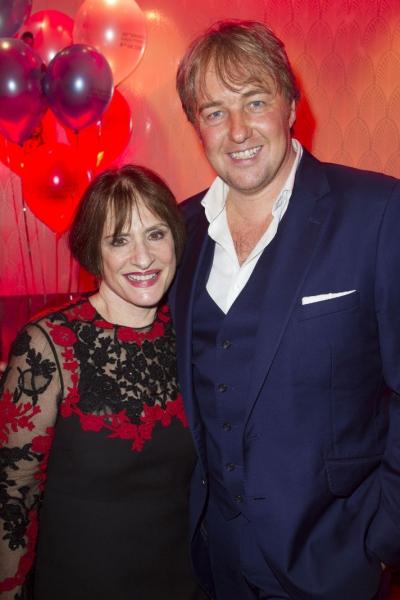 Patti Lupone and John Owen Jones