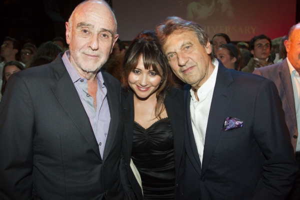 Claude Michel Schonberg, Frances Ruffelle and Alain Boubill