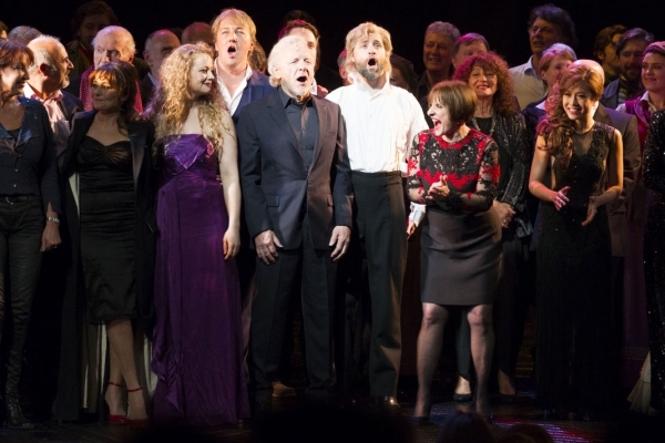 Frances Ruffelle, Carrie Hope Fletcher, John Owen Jones, Colm Wilkinson, Peter Lockyer, Patti Lupone and Rachelle Ann Go