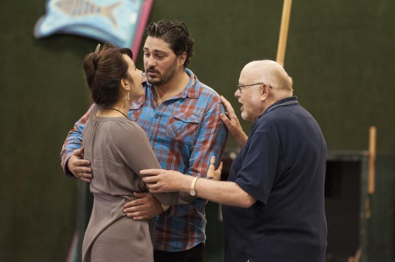 Elizabeth Zharoff, Anthony Kalil, Andres Sinclair