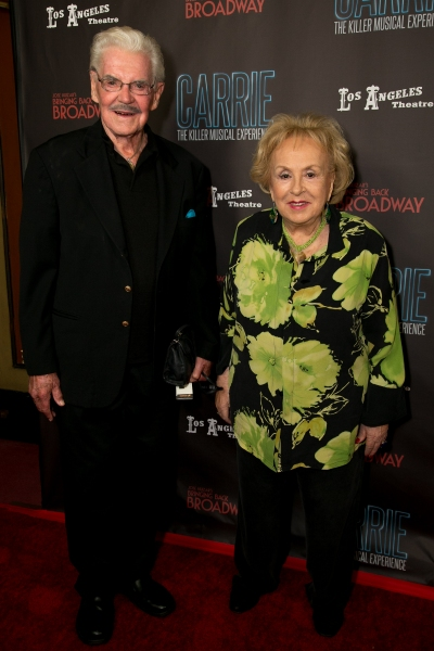 Jack Betts and Doris Roberts