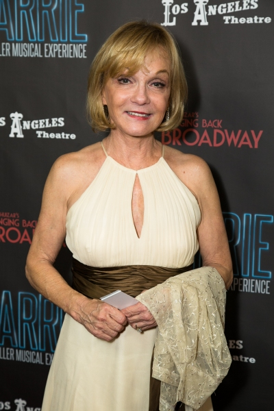 Photo Flash: CARRIE THE KILLER MUSICAL EXPERIENCE Celebrates Opening Night - Stephen Schwartz, Cathy Rigby and More!