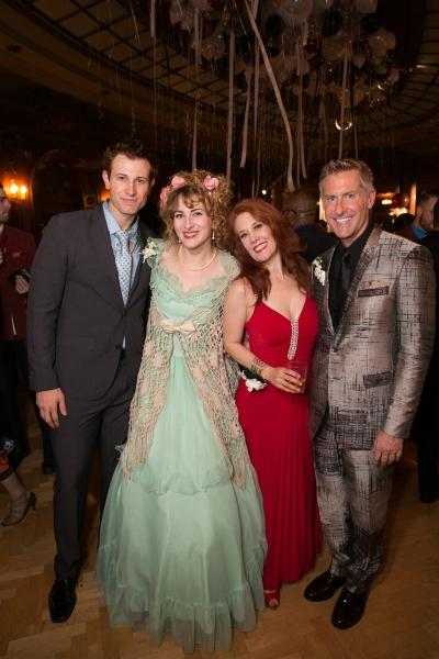 Jon Robert Hall, Emily Lopez, Misty Cotton and Jon Everett Michaels