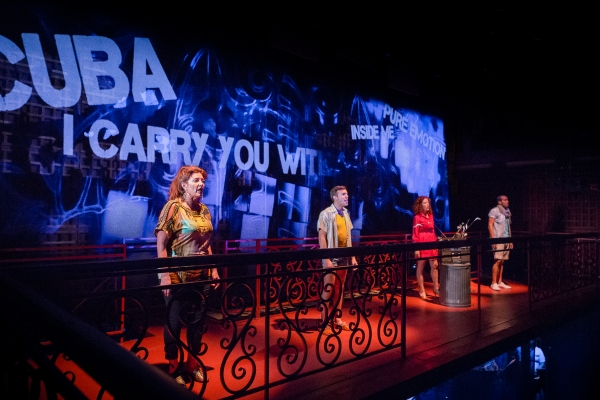 Photos: First Look at CUBA LIBRE World Premiere at Artists Rep