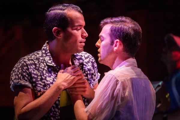 Brandon Contreras and Jose Luaces