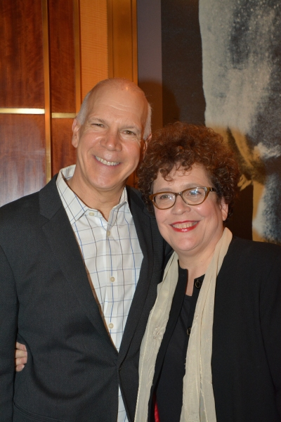 David Zippel and Judith Clurman