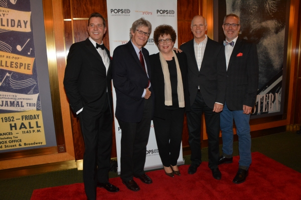 Steven Reineke, Ted Chapin, Judith Clurman, David Zippel and David Chase