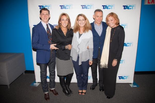 Scott Alan Evans, Teri Scott (TACT Board), Michelle Geist (TACT Board), Roy Otwell (TACT Board), Cynthia Harris
