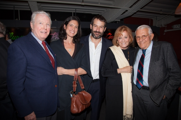 Michael Thomas, Christine Kahn, Ian Kahn, Cynthia Harris, Bob Silver
