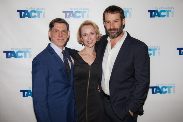 Scott Alan Evans, Victoria Mack, Ian Kahn Photo