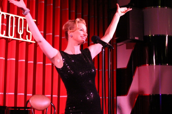 Photo Coverage: Tiffany Graves In Cabaret - 'When You Got It, Flaunt It!'