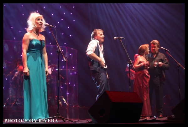 Rebecca Vere, David Fawcett, Andy Reiss, Katie Leeming Photo